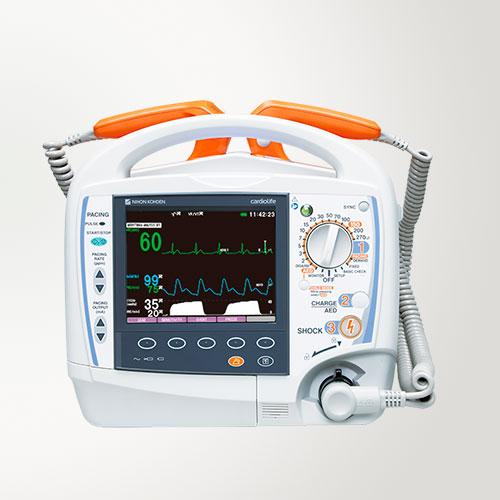 Desfibrilador Cardioversor Cardiolife – TEC-5600