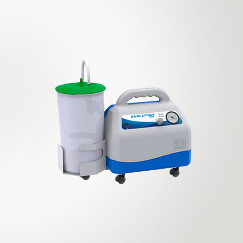 Aspirador Cirúrgico Elétrico Evolution 5.000