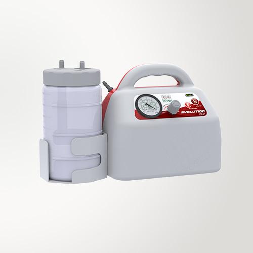 Aspirador Cirúrgico Evolution 1500 Com Bateria