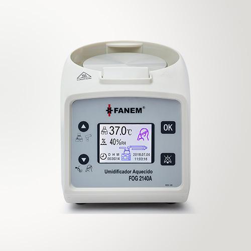 Babypap 1150-S Com Umidificador Fog2140a (CPAP)