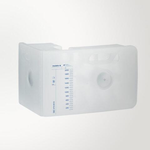Canister para Sistema Digital de Drenagem Torácica 2000 ML