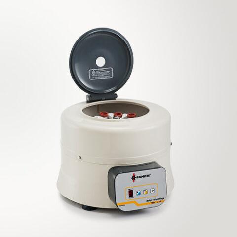 Centrífuga Baby I 206-BL – Com cruzeta de 5ml