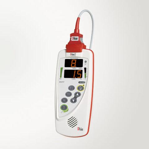 Rad-57 – Co-oxímetro de pulso com SpCO