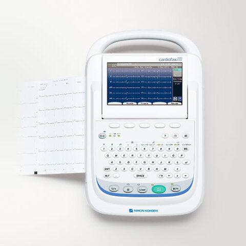 Eletrocardiógrafo Nihon Kohden CARDIOFAX M 2350