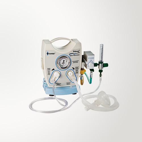 Ressuscitador Infantil Baby Puff Com Blender