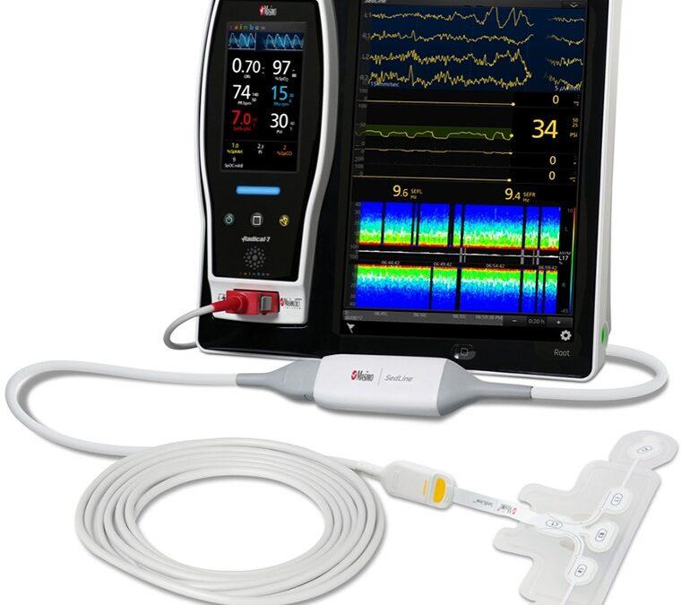 Monitorização de nível de consciência em anestesia – SedLine