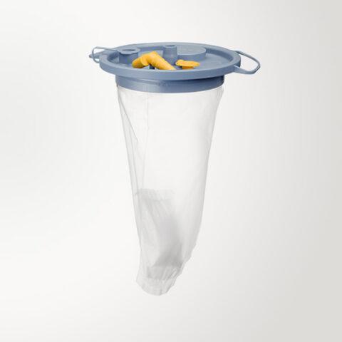 Sistema Descartável De Coleta De Fluídos