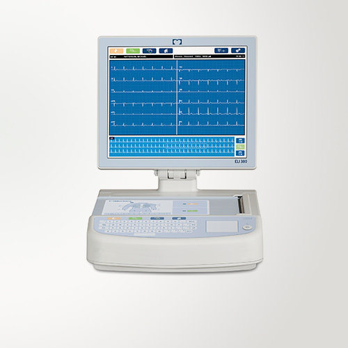 Eletrocardiógrafo 380
