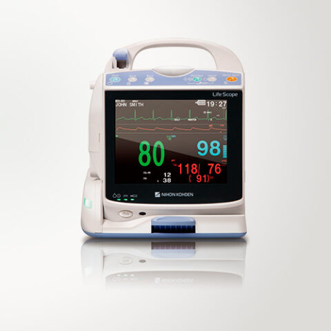 Monitor de Transporte – Nihon Kohden Life Scope Pt VSM -1700