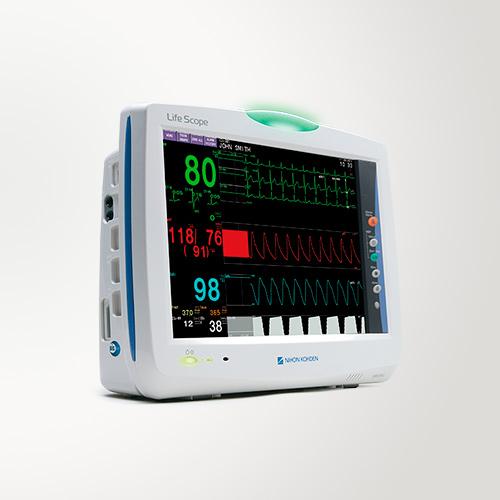 Monitor Beira De Leito- Nihon Kohden VSM-3700