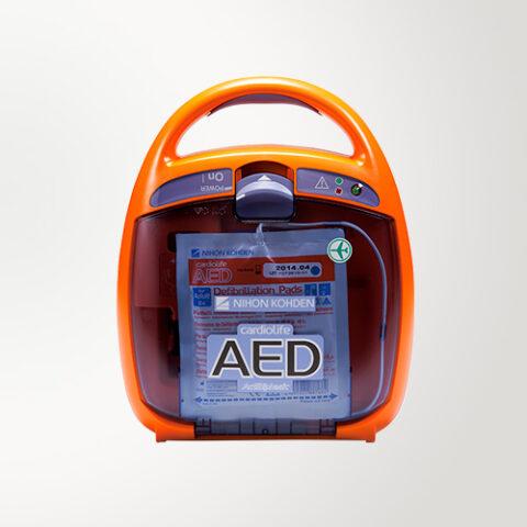 Desfibrilador Externo Automático – NIHON KOHDEN AED – CARDIOLIFE 2152K
