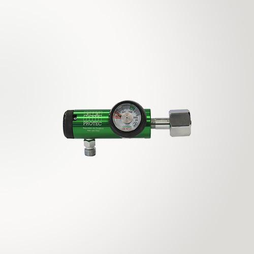 Válvula Para Cilindro De Oxigênio Com Fluxômetro Digital